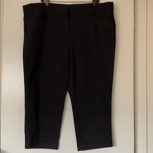 Size 22 Lane Bryant pants great for work